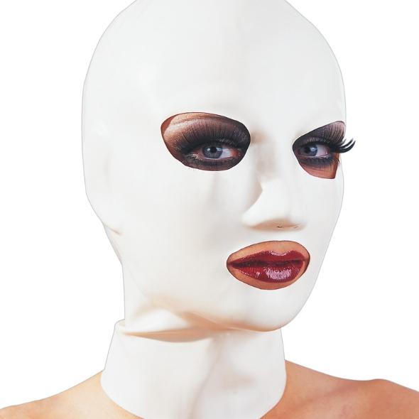 Masque Latex Blanc