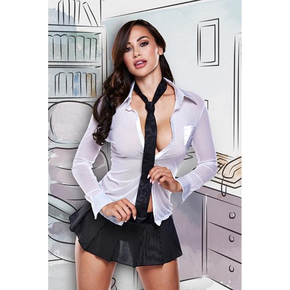 A- Sexy Executive Secretary