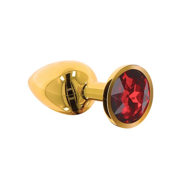 1A-Taboom Butt Plug Diamond Jewel L