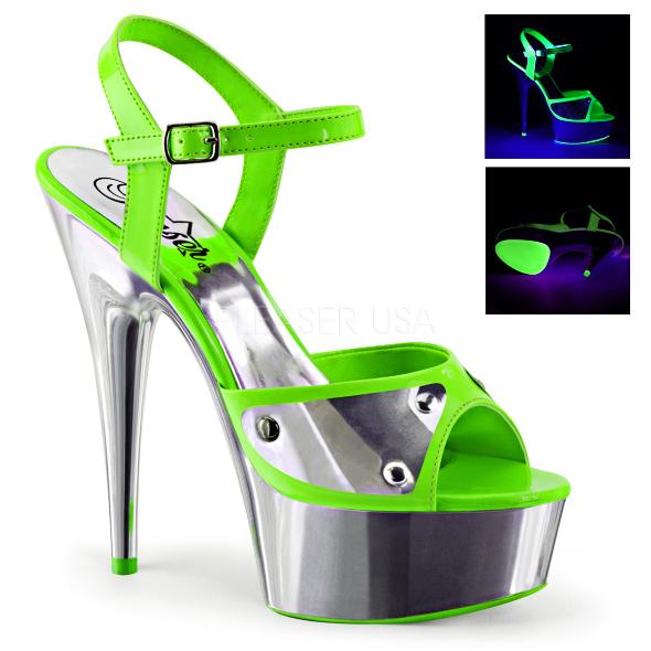Gogo Dance Neon Green