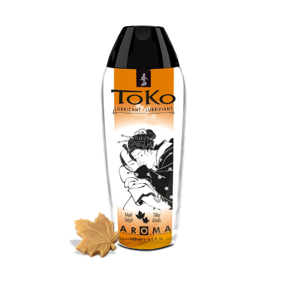 Lubrifiant eau Toko délice d'érable 165 ml