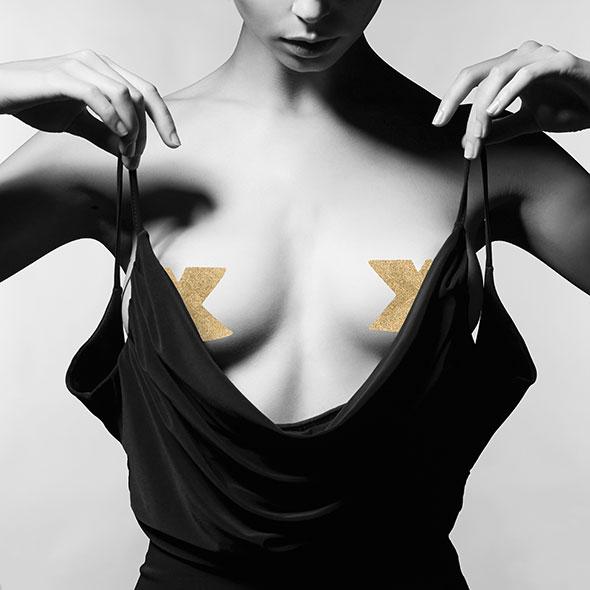 Bijoux Indiscrets Nipples Flash Cross
