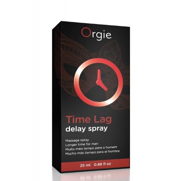 A- Orgie Time Lag Gel désensibilisant