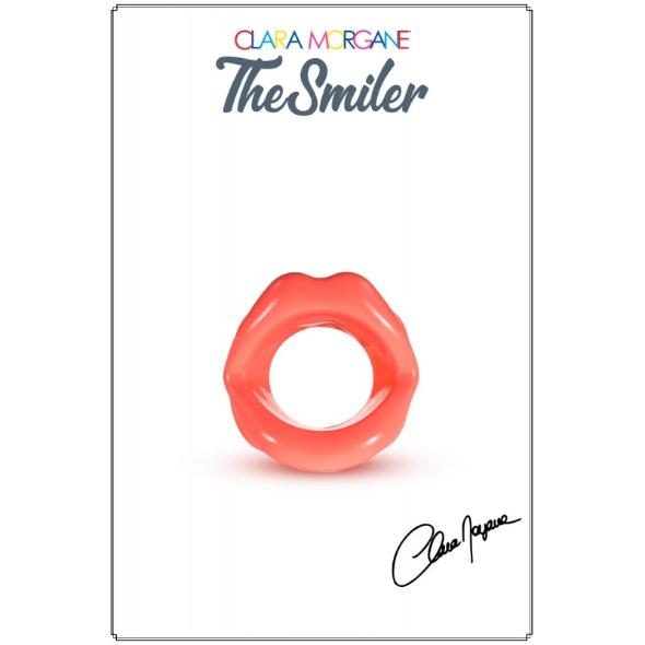 A- The Smiler Bouche Ouverte rouge