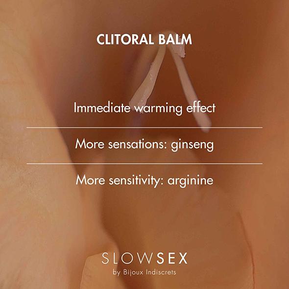 Slow Sex Clitoral Balm