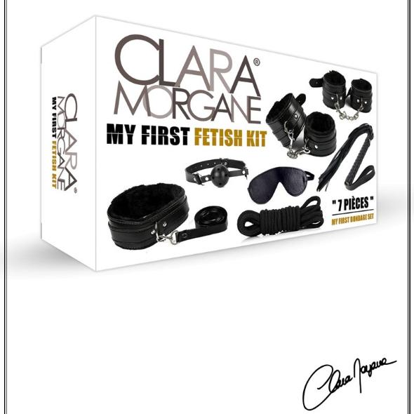 Clara Morgane my First Fetish Kit