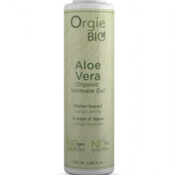 A- Orgie Bio Vegan lubrifiant Aloe Vera