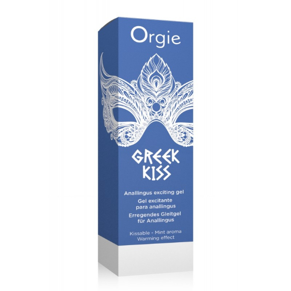 A- Orgie Greek Kiss Anallingus