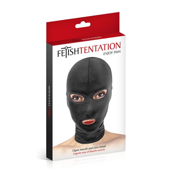 Fetish Tentation Cagoule