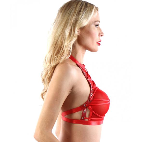 A- Soisbelle Top Red