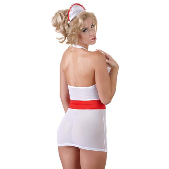 A- Costume d'Infirmière sexy