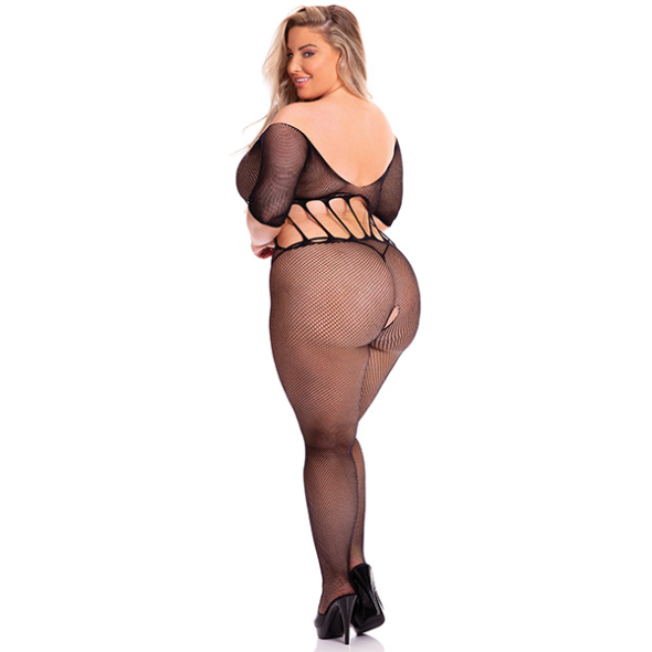 Bodystocking Crotchless Queen