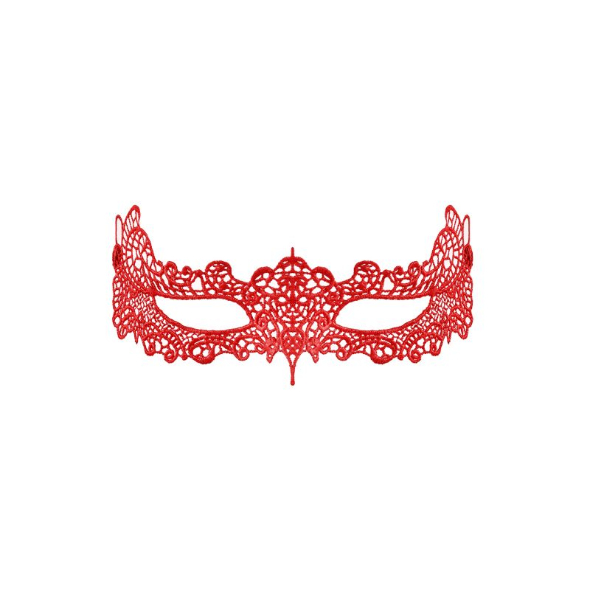 Obsessive Masque Libertin rouge 701